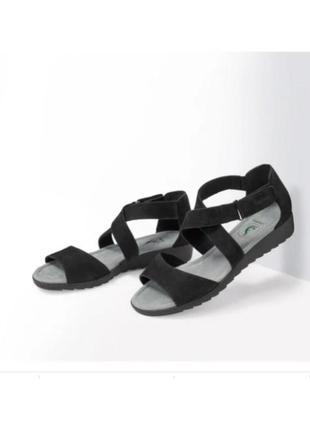 Фирменные босоножки, женские сандалии footflexx esmara германия