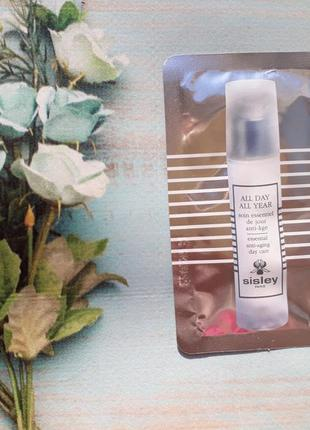 Крем sisley all day all year essential anti-aging day care