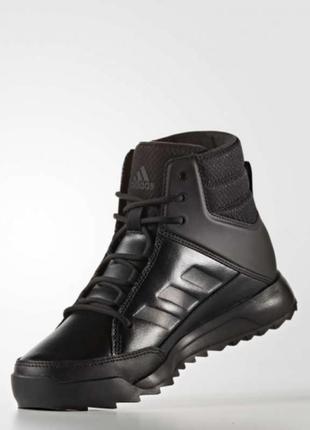 Женские ботинки adidas cw choleah sneaker, артикул aq2581
