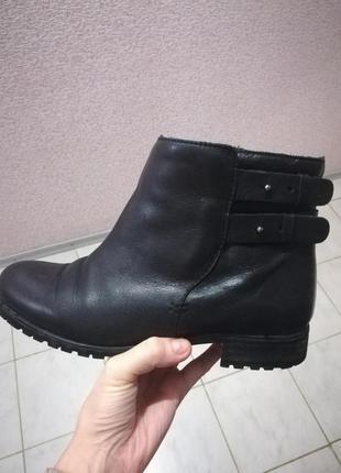 Ботинки зимнме