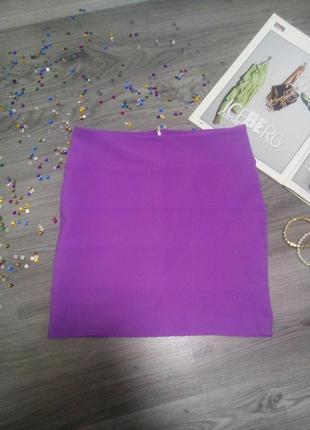 Бондажная юбка