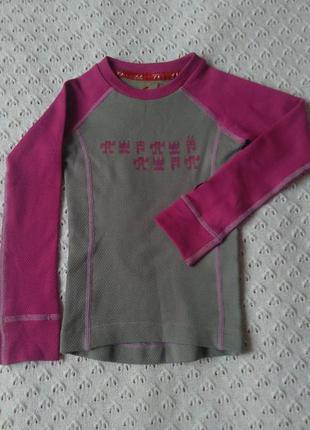 Термореглан ulvang з мериносовою вовною термо реглан футболка термобілизна термобелье шерсть мериноса