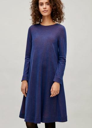 Шерстяное платье 36,38,40 размер cos sweden