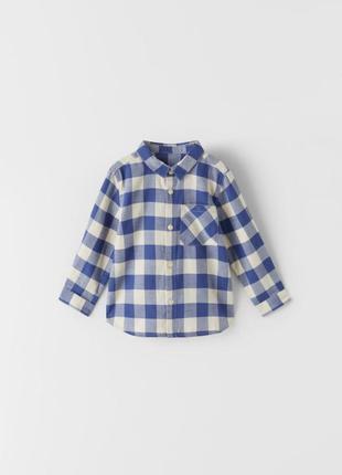 Рубашка от зара zara