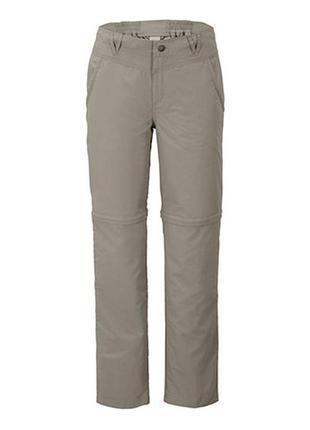 Трекинговые брюки штаны 2 в 1 делаются шортами германия tchibo active
