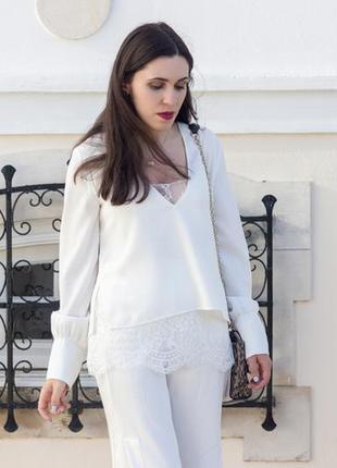 Обалденная блуза zara
