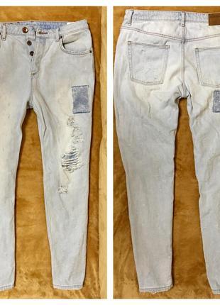 """Круті """"mom"""" джинси від «h&m»"""