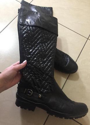 Сапоги ботинки gabor ecco