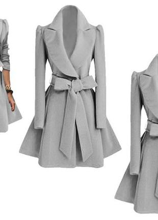 Весеннее, демисезонное пальто! последние размеры!!!  спешите!