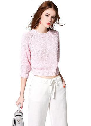 Укорочённый свитер new look