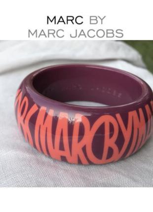 Marc jacobs брендовый браслет