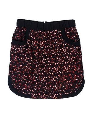 Оригинальная юбка с ажуром от sandro paris  1+1=3 🎁
