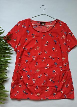 Лёгкая блуза свободного кроя