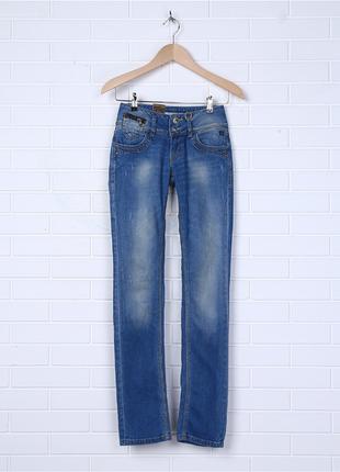Новые джинсы, синие