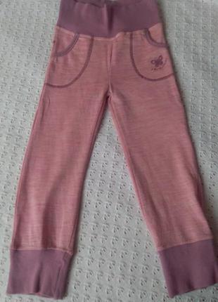 Термоштани махрові з мериносової вовни термо штаны термобелье шерсть мериноса термобілизна
