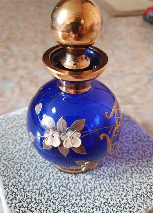 Флакон для парфюма bohemia , бутылёк  для духов
