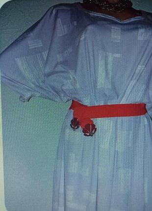 Новое комфортное платье, туника,56-62разм.