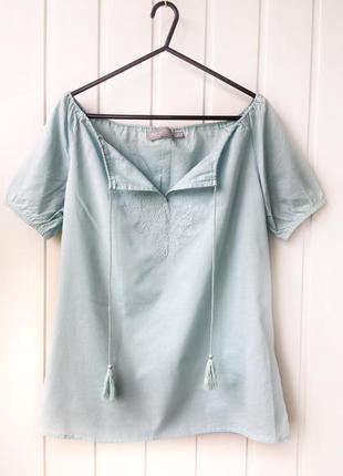 Вышиванка , блуза с вышивкой, бохо стиль