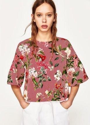 Блуза от zara!