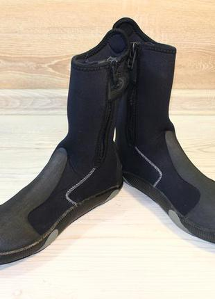 Аквашузы, водные ботинки deepsee. оригинал. размер 45-46