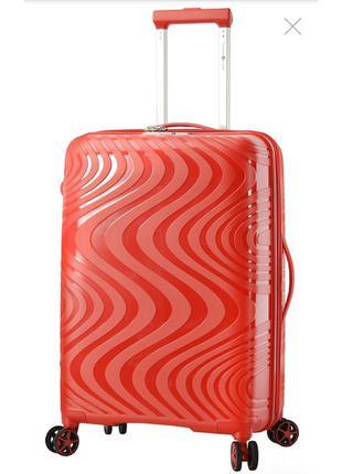 Ручная кладь,маленький чемодан, высота-55 см snowball.
