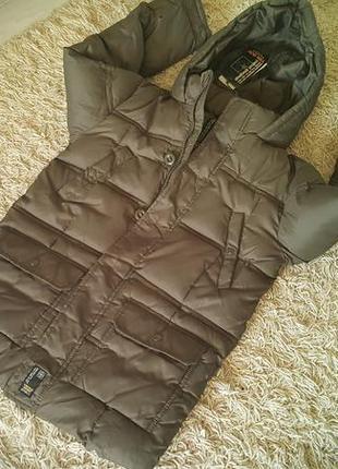 Детская подростковая зимняя куртка terranova