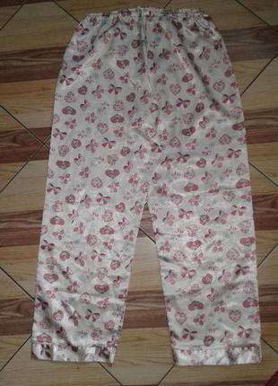 Атласньіе штаньі для сна