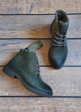 Ботинки ecco crepetray оригинал