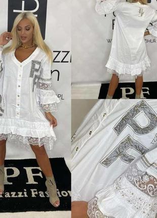 Шикарнре платье,свободный крой, размер универсальный,м- ххл, paparazzi.