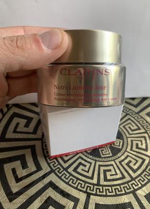 Clarins nutri-lumière day cream 50 мл