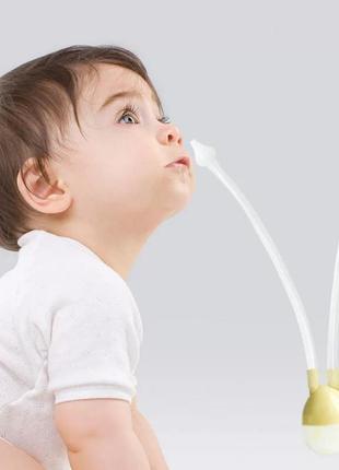 Аспиратор очиститель для носа