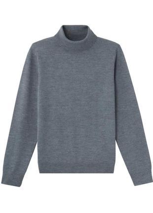 Шерстяной свитер burberry оригинал