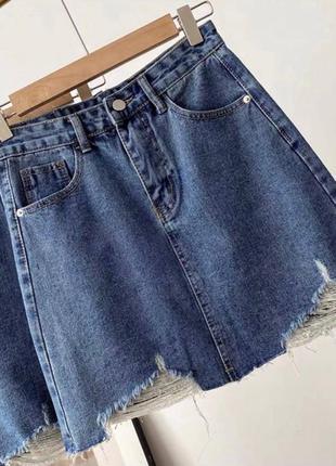 Sale ‼️‼️4 -джинсовые юбки ‼️‼️
