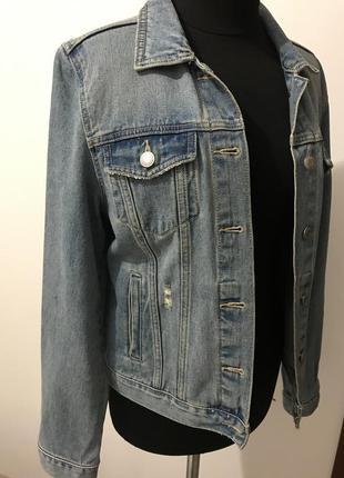 Куртка джинс
