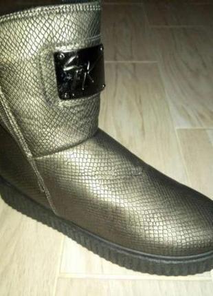 Ботинки,зимние