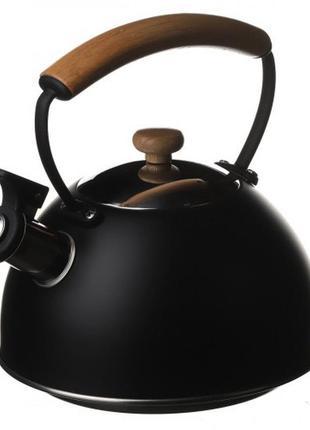 🍎супер чайник  со свистком 2,5 л