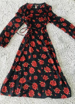 Платье new look, размер 12