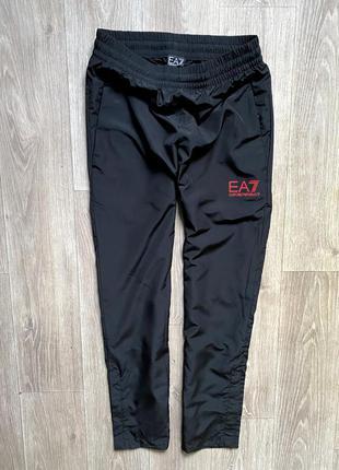 Emporio armani спортивные штаны оригинал