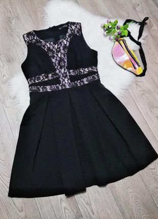 Женские нарядное платье с пышной юбкой кружевом сукня на торжество
