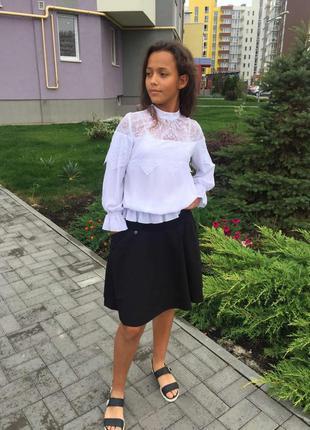 Блузка школьная sly артикул 122s