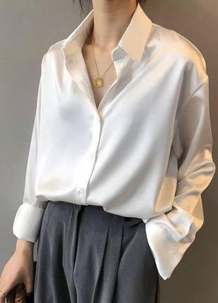 Рубашка 4 цвета  страдивариус скидка