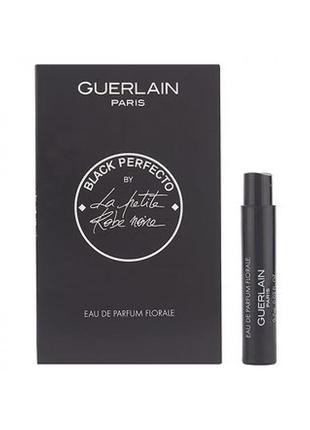 Оригинал guerlain la petite robe noire black perfecto, пробник