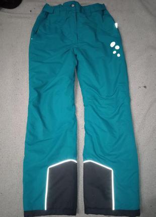Лыжные штаны из канады размер 152