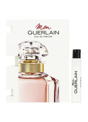 Оригинал парфюм guerlain mon guerlain, 5 мл, пробник