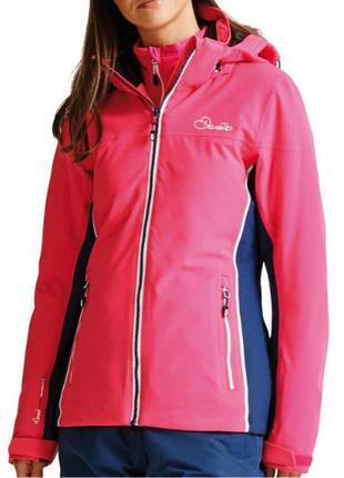 Xs лыжная фирменная женская куртка dare2b (великобритания).