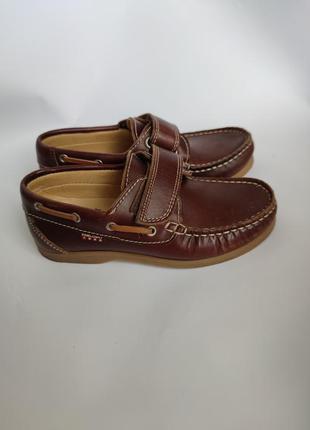 Кожаные туфли pablosky