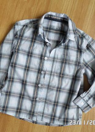 Rebel сорочка 5-6 років