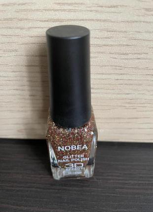 Лак для ногтей nobea nail polish