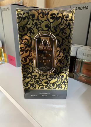 Attar collection queen of sheba