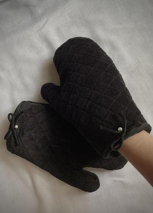 Прихватки. прихватка рукавица на кухню.